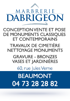 Dabrigeon Marbrerie - Beaumont