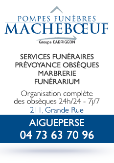 Macheboeuf - Aigueperse
