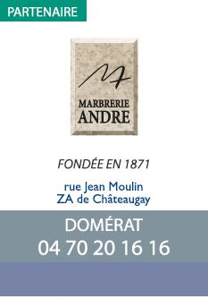 Marbrerie André - Domerat