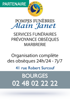 Alain Janet - Bourges